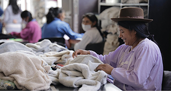 Peru is at the forefront in sustainable fashion