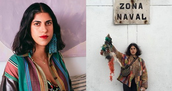 Fashion with purpose: the textile art of Mozhdeh Matín